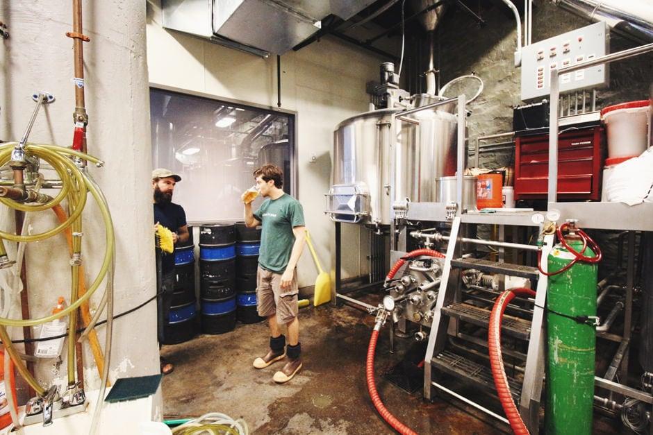 peekskill brewery matt denny