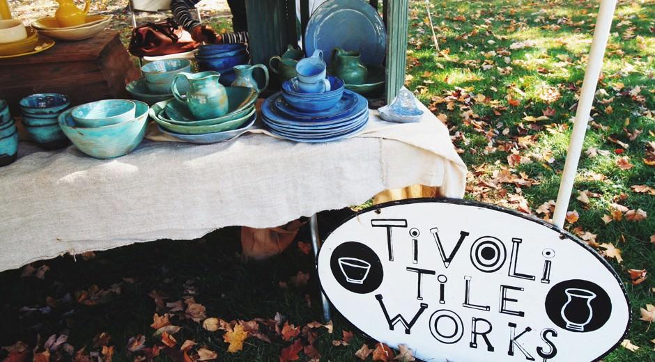Phoenicia Flea Recap Fall Edition Escape Brooklyn Tivoli Tile Works