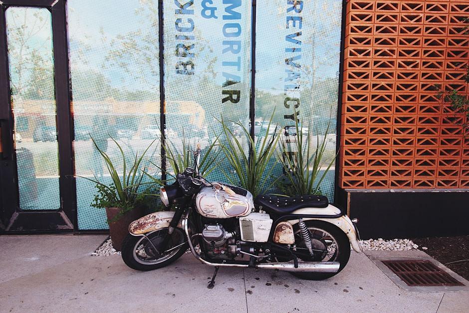 austin motorcycle