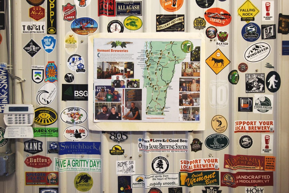 vermont beer trail