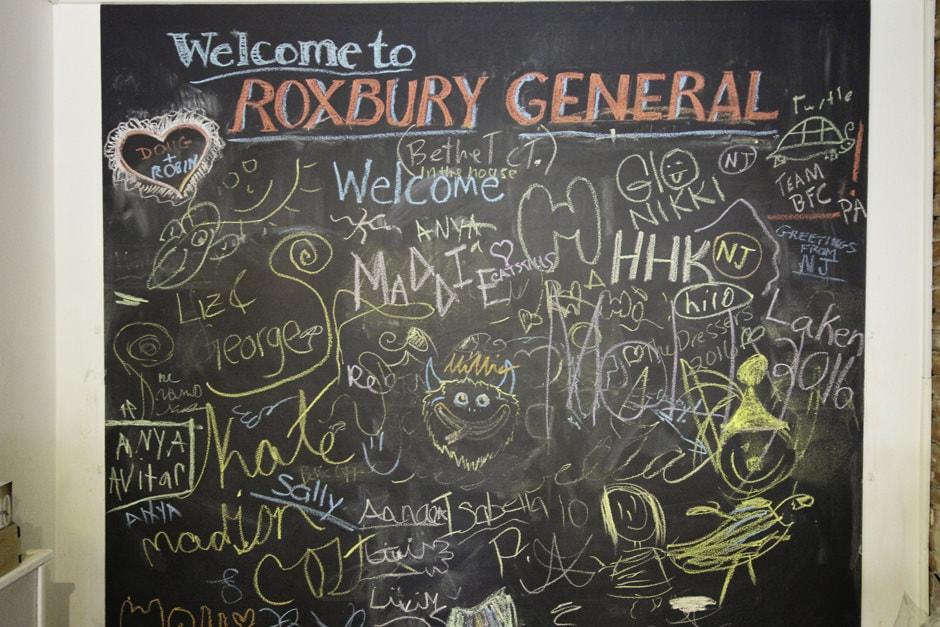 roxbury ny