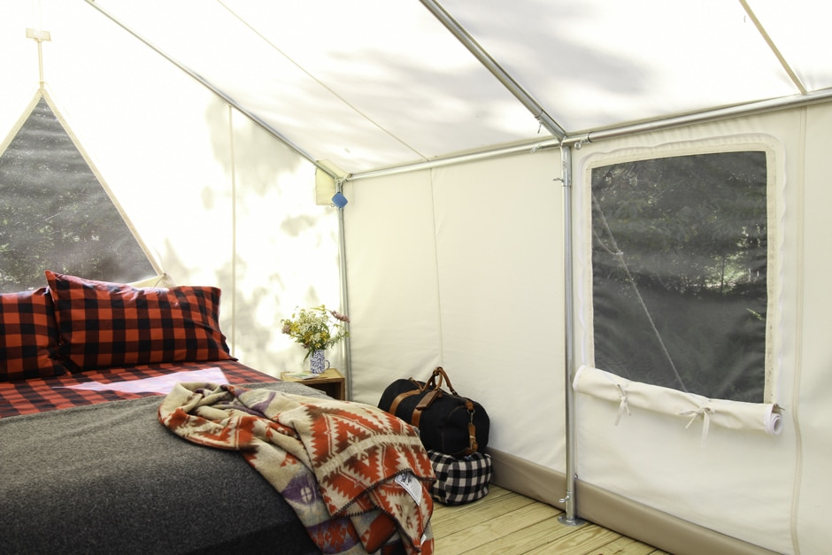 Camping Made Simple With Tentrr Escape Brooklyn