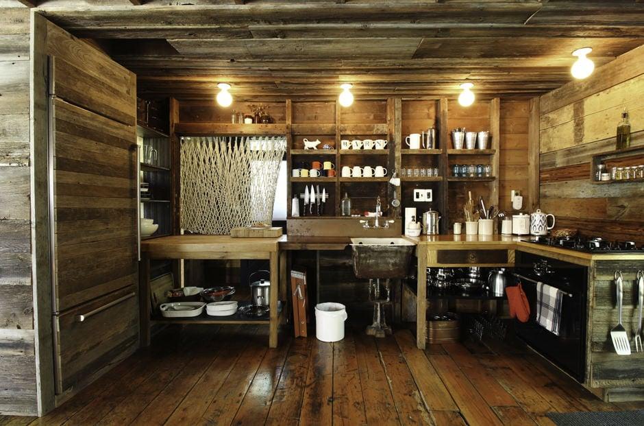 Homestead 33 a barn modern bohemian escape escape brooklyn - Tivoli kitchenware ...