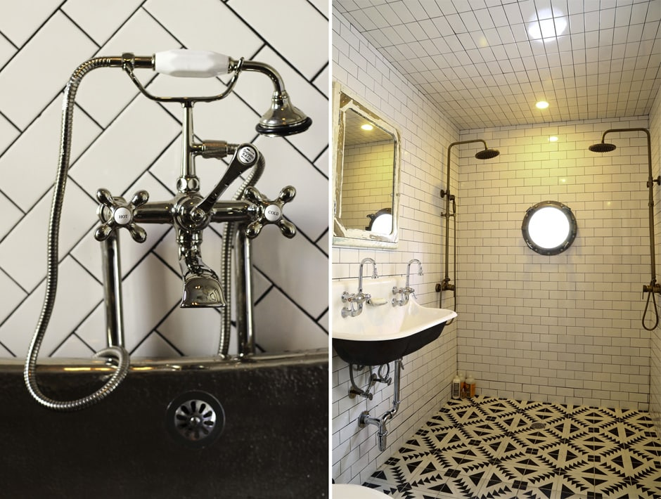 Bathroom Lighting Recommendations a peek inside the treehouse at the urban cowboy in brooklyn
