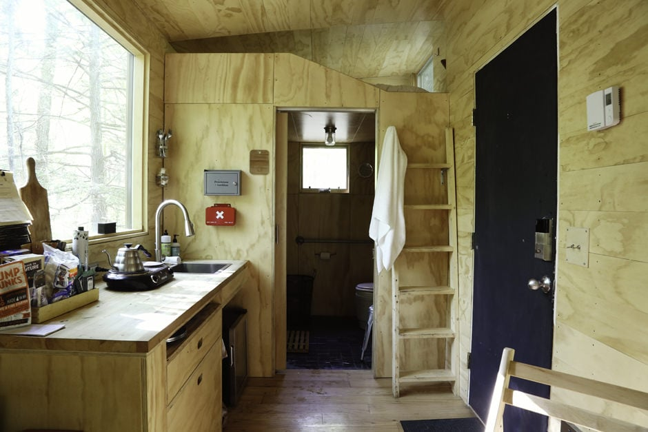 afa5256791d5 Getaway House  Tiny Cabins in the Woods - ESCAPE BROOKLYN